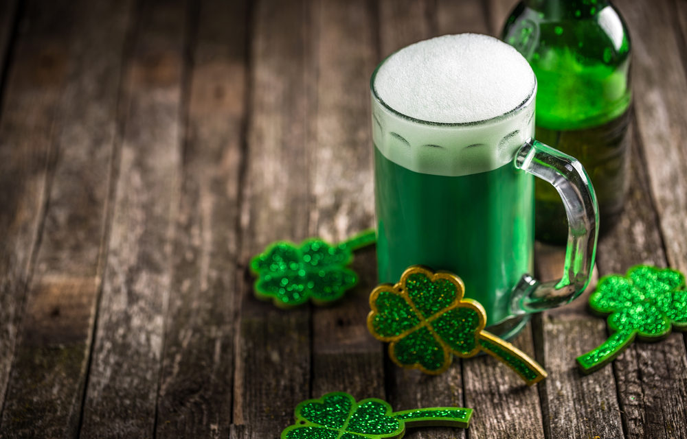 Pitch: Try This Award-Winning Rum Cocktail for St. Patrick's Day