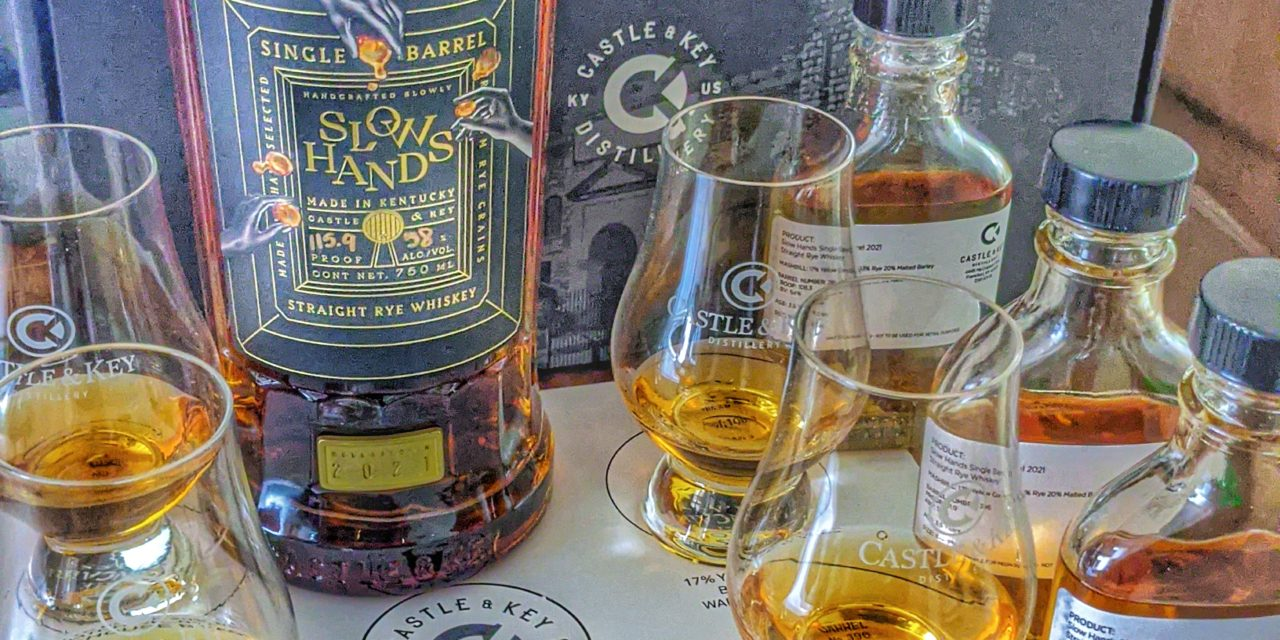 Close-Up on Castle & Key's Slow Hand Rye Release
