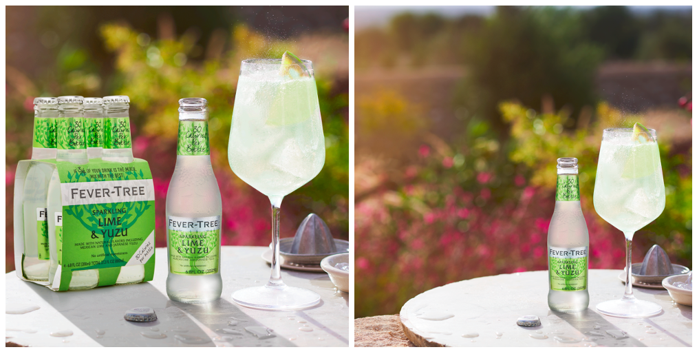 Fever-Tree Debuts New Sparkling Lime & Yuzu Flavor