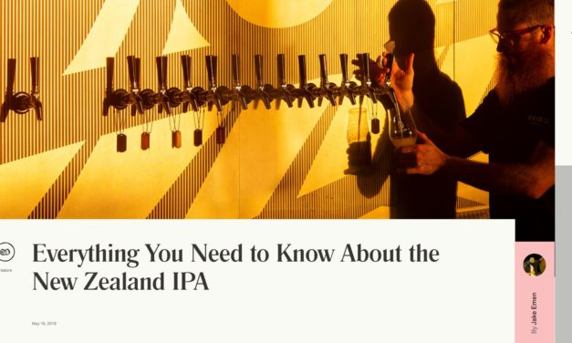 Everything You Need to Know About the New Zealand IPA