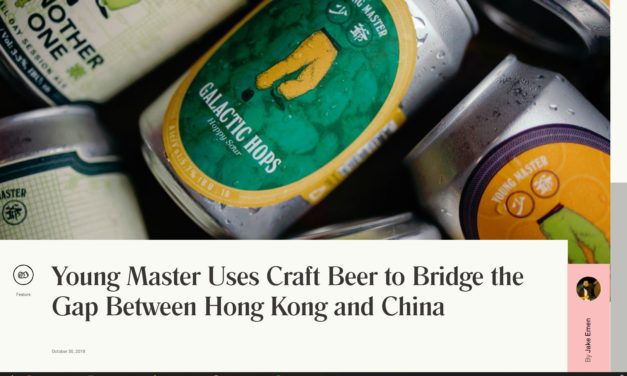 Young Master Uses Craft Beer to Bridge the Gap Between Hong Kong and China